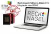 BTGA-Lizenz Recknagel-Exklusiv