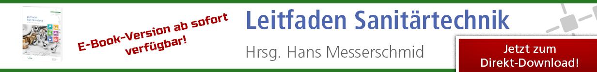 Leitfaden Sanitärtechnik - E-Book-PDF zum Direkt-Download