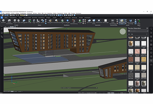 BricsCAD V20_2 Screenshot