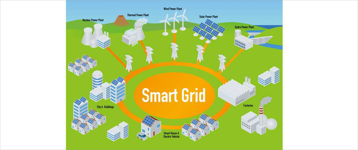 Sektorkopplung: Neue Smart-Grid-Roadmap