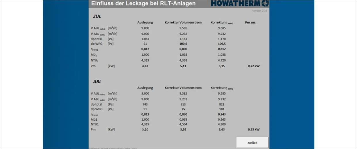 Howtherm Luftleck Tool 7